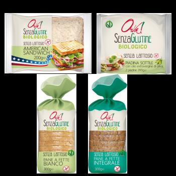 Hamarosan-Bio, glutén- és laktózmentes termékek
