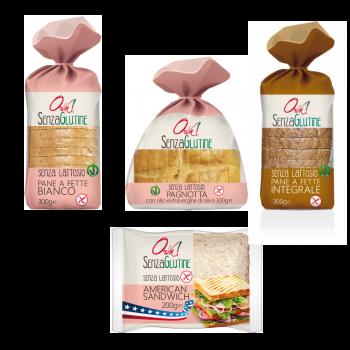 Glutén- és laktózmentes termékek