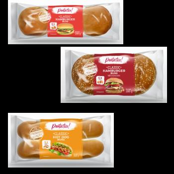 Pantastico! Hamburger, Hot dog, Panini